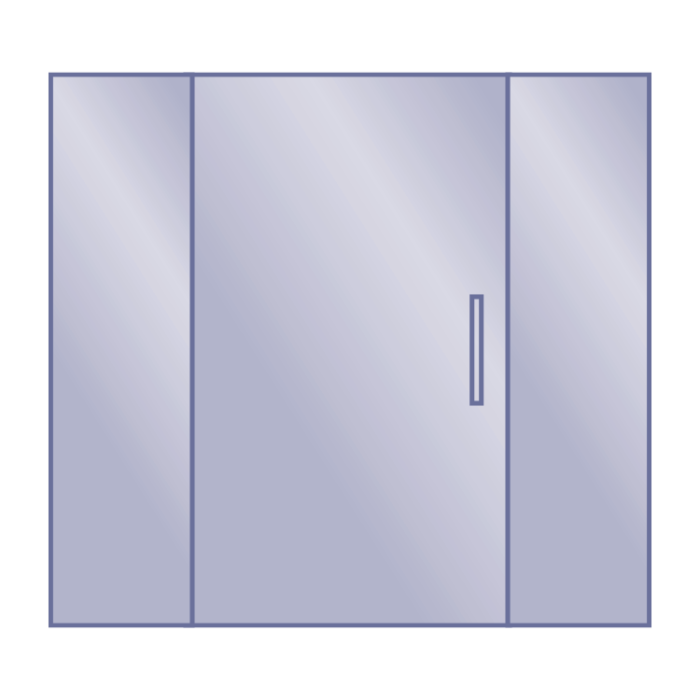 Panel - Door - Right Handle - Panel