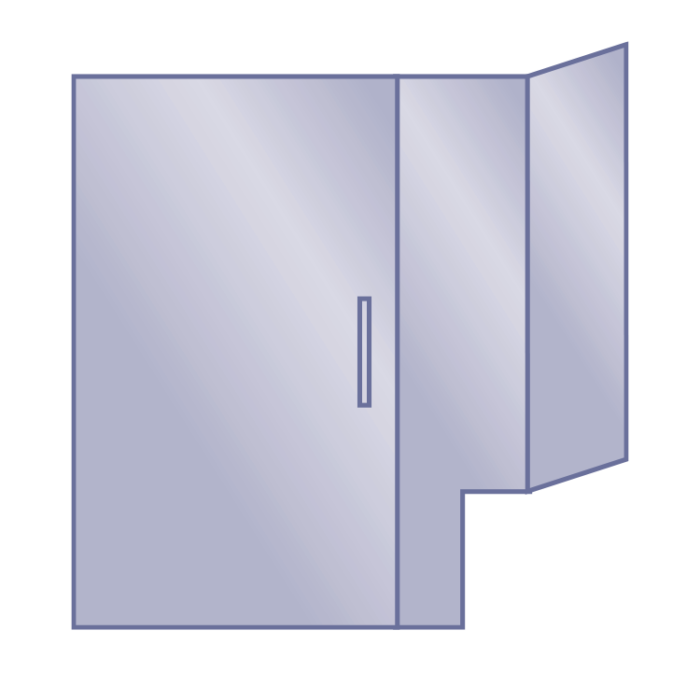 Door / Notched Panel / Return