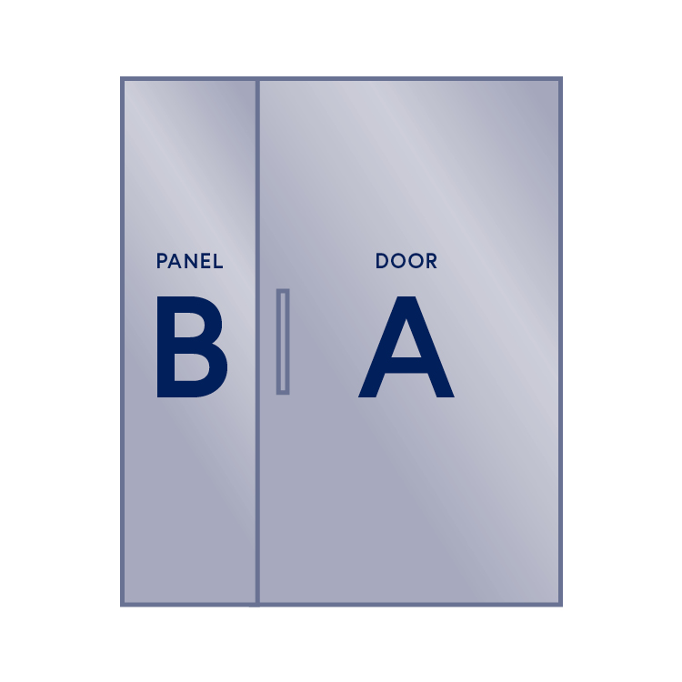 Panel / Door (Right Hinge)
