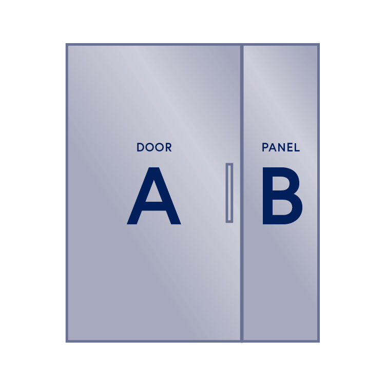 Panel / Door (Left Hinge)