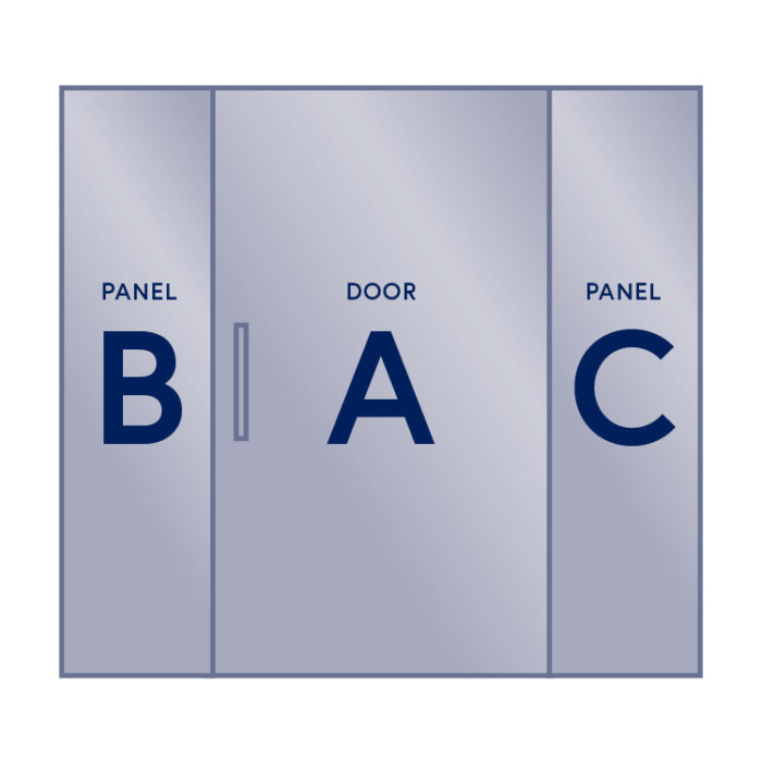 Panel/Shower Door/Panel