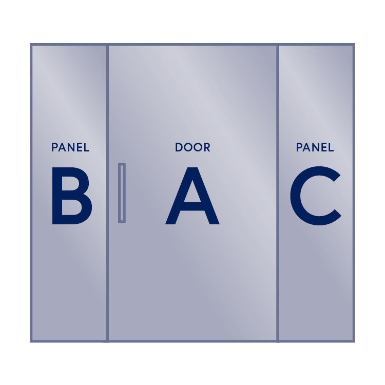 Panel / Door (Right Hinge) / Panel