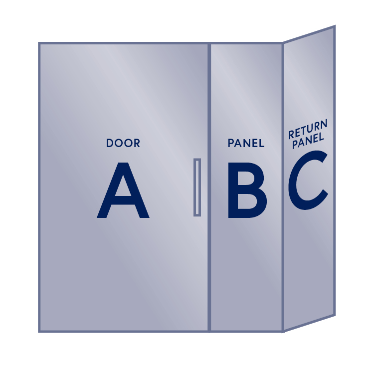 Door/Panel/Return Panel