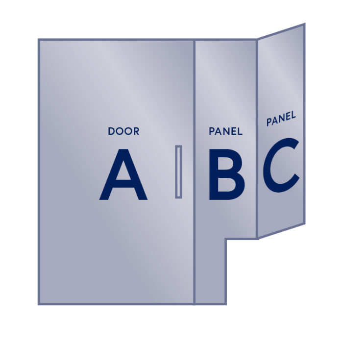 Door/Notched/Panel