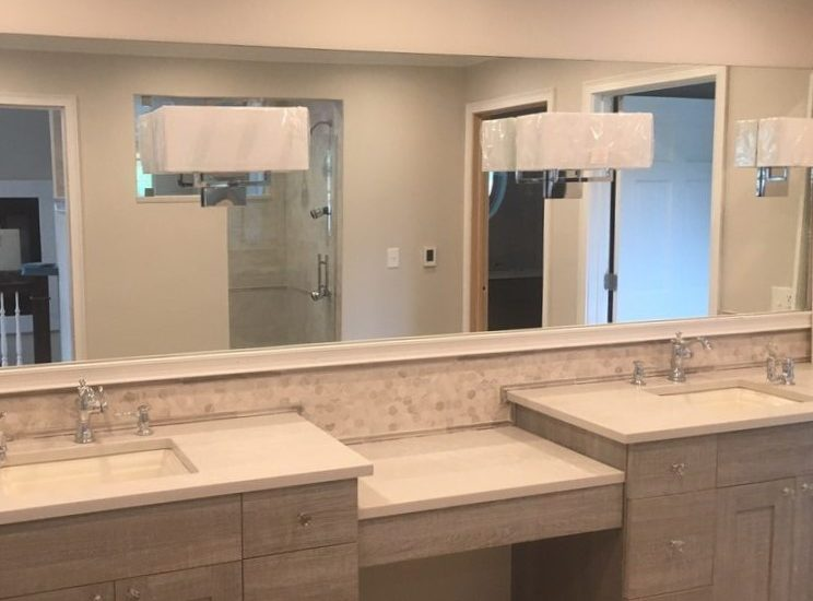 Custom Mirrors - Bathroom